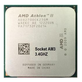 Processador Athlon Il X2 270 3.4ghz Am3 Semi Novo