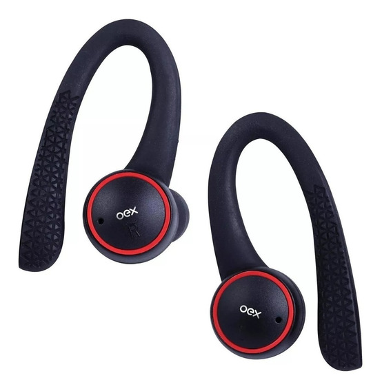Fone De Ouvido Bluetooth Fit Tws20 Preto Oex