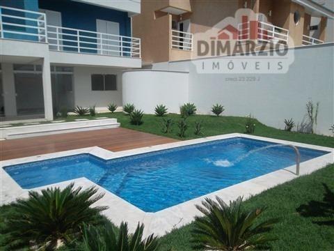 Casa Com 4 Dormitórios À Venda, 266 M² Por R$ 1.390.000 - Vila Santa Maria - Americana/sp - Ca0120