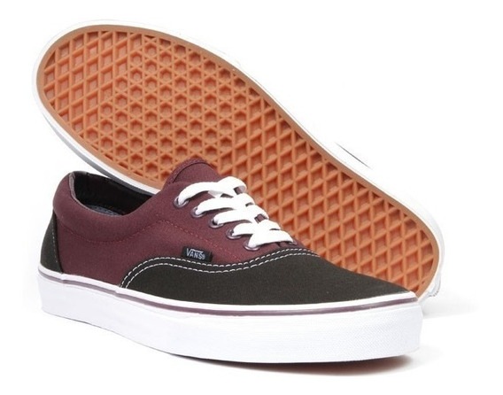 Zapatilla Vans Era Black Winesasting