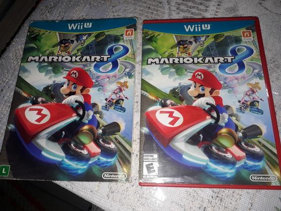 Mario Kart 8 Completo 100% Original Nintendo Wii U