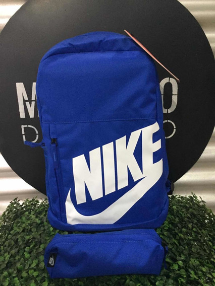Mochila Nike Con Cartuchera