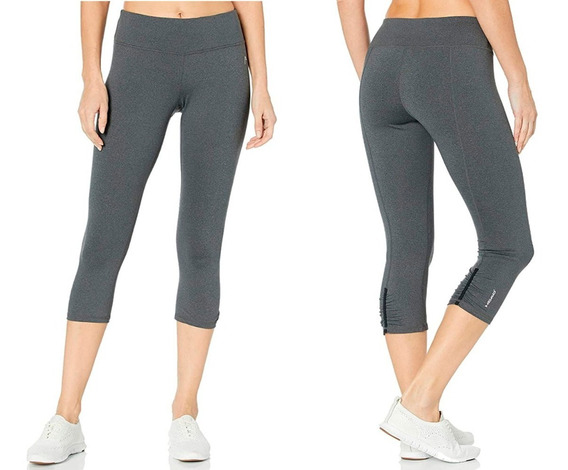 Leggings Head Gris Oxford Talla Xs
