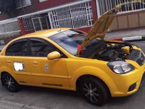 Taxi Kia Sephia 2011