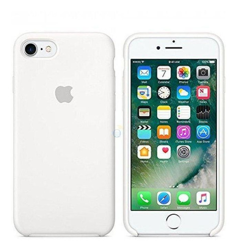 Capa Original iPhone 7 / 8 Apple - Branco