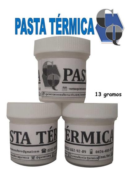 Pasta Térmica Cq 13 Gramos