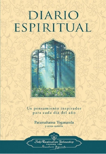 Imagen 1 de 2 de Diario Espiritual