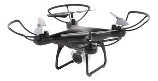 Cuadricóptero Rc Drone Control Utoghter 720p Câmera De Voz