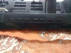 Teclado De Funções E Sensor Ir Tv Led Semp Toshiba Dl3244aw