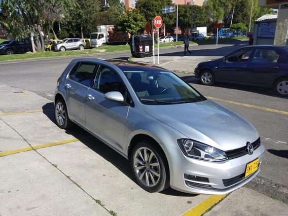 Volkswagen Golf 2016 Highline