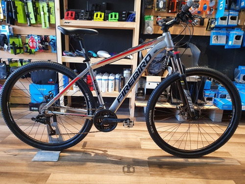 Imagen 1 de 5 de Bicicleta Mtb Firebird Hawk 24v Disco. Rod 29. Carbonobikes.
