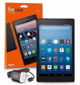 Tablet Amazon Fire Hd8 16gb Preto Lacrado Pronta Entrega