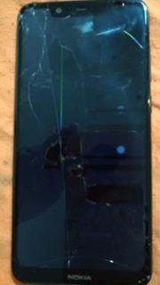 Nokia 5.1 Plus Pantalla A Reparar (son 2 Telefonos)