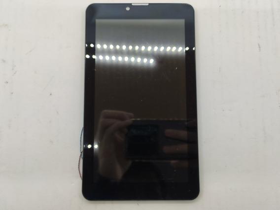 Frontal Do Tablet Multilaser M7s 3g C/ Bateria #3550