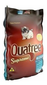 Ração Quatree Supreme Filhotes Raças Pequenas 7,5kg