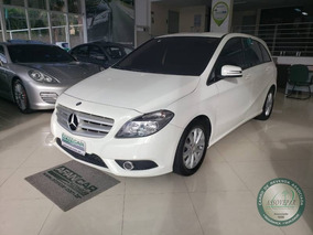 Mercedes Benz B200 1.6 Turbo Aut./2013