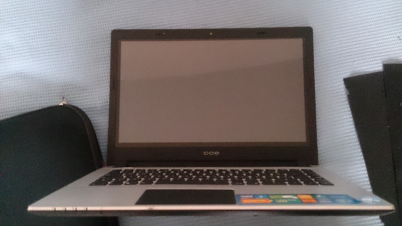 Notebook Cce Ultra Thin I3 4gb 500gb