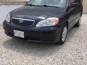 Toyota Corolla Le Aa Ee Abs At 2007