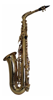 Saxofón Alto Allegro Dorado All6430l
