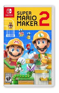 Super Mario Maker 2 - Nsw