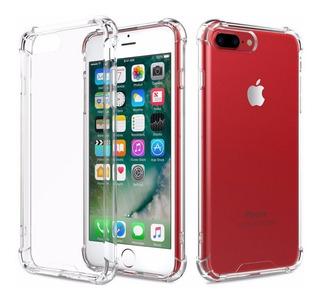Capa Anti Impacto Queda Transparente Apple iPhone 8 Plus