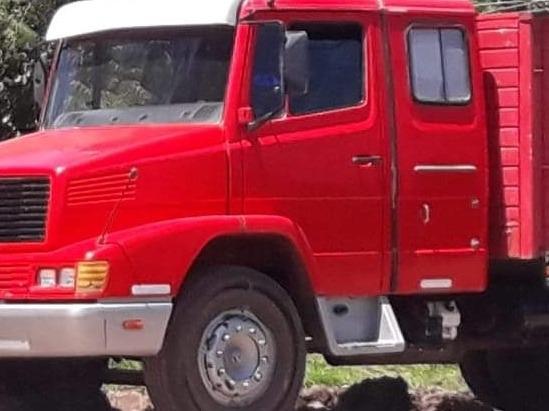 Mercedes-benz 1215 Motor 1620 1215