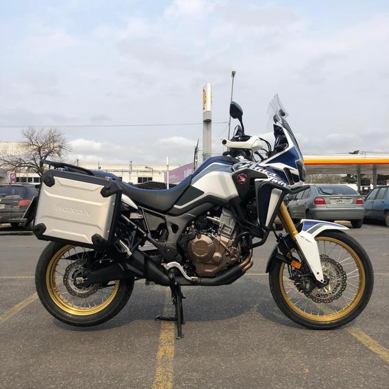Honda Crf 1000 L Mt Tipo De Cambio Oficial