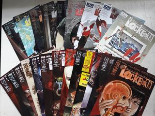 Locke & Key, Colección Completa 22 Comics Bruguera