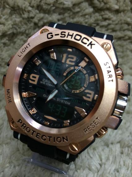 Relógio G Shock Série Metal