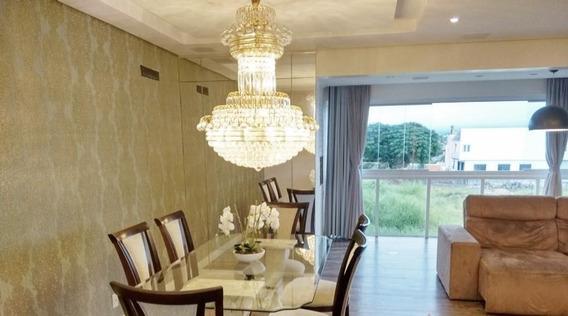 Apartamento Em Serraria, São José/sc De 137m² 4 Quartos À Venda Por R$ 649.999,00 - Ap176288