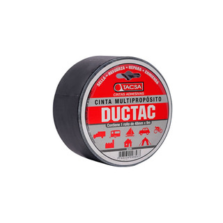 Cinta Multiproposito Ductac Tape Ductac 9m X48mm Colores