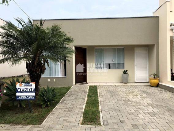 Casa À Venda No Condomínio Ilha Das Águas Em Salto - Ca7113