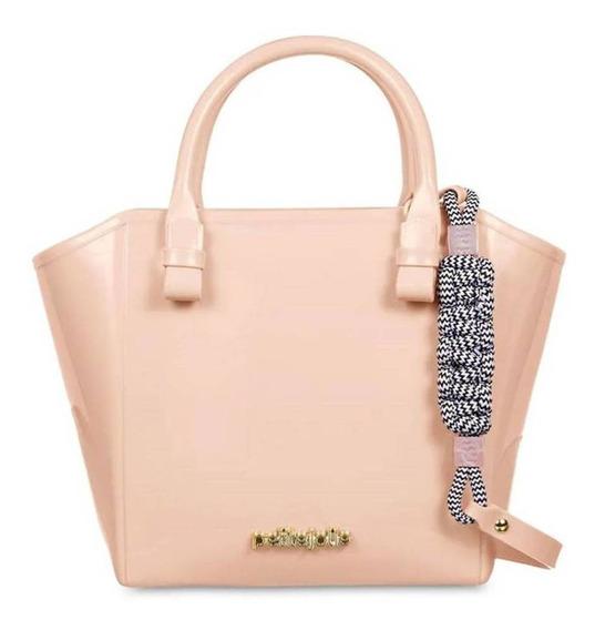 Bolsa Petite Jolie Shape Bag Nude - Pj4351