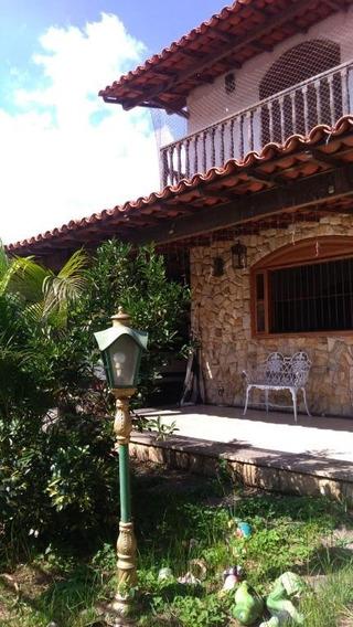 Casa À Venda, 300 M² Por R$ 750.000,00 - Estrela Do Norte - São Gonçalo/rj - Ca0615