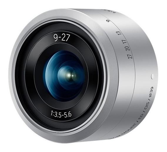 Lente 9-27mm Samsung Nx Mini Zoom Nova Frete Grátis