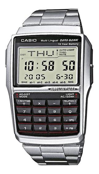 Relógio Casio Unissex Vintage -dbc32d-1a- Original - S Caixa