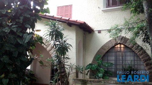 Imagem 1 de 15 de Casa Assobradada - Jardim Paulista  - Sp - 531128