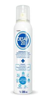 Desinfectante Desav 20 (viricida, Bactericida, Fungicida)