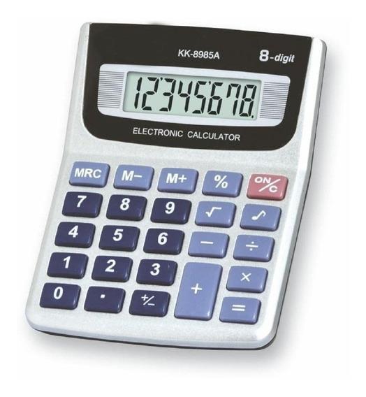Calculadora Electrónica Kenko Kk-8985a 8 Dígitos