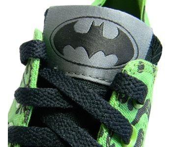 Converse Dc - Batman Ox Riddler Acertijo
