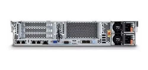 Servidor Xseries X3650 2x Dual 2ghz / 8gb Ram 6x Hd 73