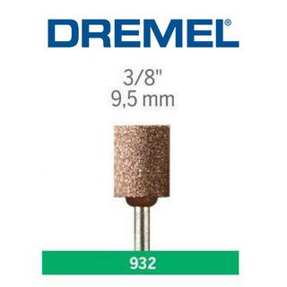Dremel Piedra De Amolar De Óxido De Aluminio 932