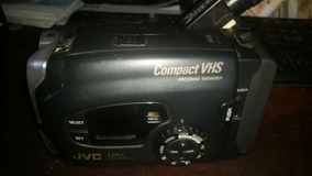 Câmera Filmadora Jvc Vhs C Gr-ax720 Funcionando R$ 190,00
