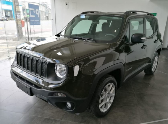 Jeep Renegade Sport X 1.8l Mt