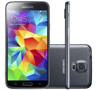Smartphone Samsung S5 Duos 4g Sm-g900md ... Muito Novo !!!