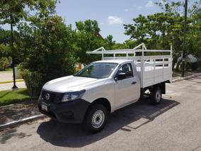 Nissan Np300 2.5 Pick-up Dh Aa Pack Seg Mt 2017
