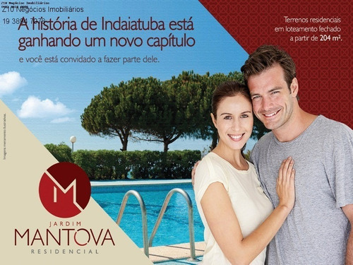 Imagem 1 de 1 de Jardim Mantova - Te05933 - 34799341