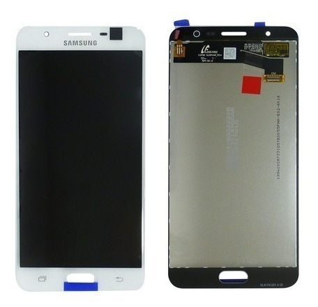 Lcd Display J500 Modulo Peça Testada