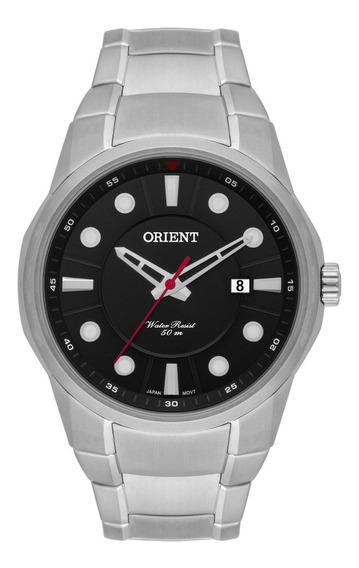 Relógios Masculinos Originais Orient Aço Inox Mbs1286 Com Nf