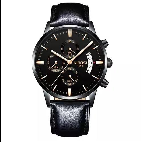 Relógio Luxo Masculino Aço Inox Aprova D